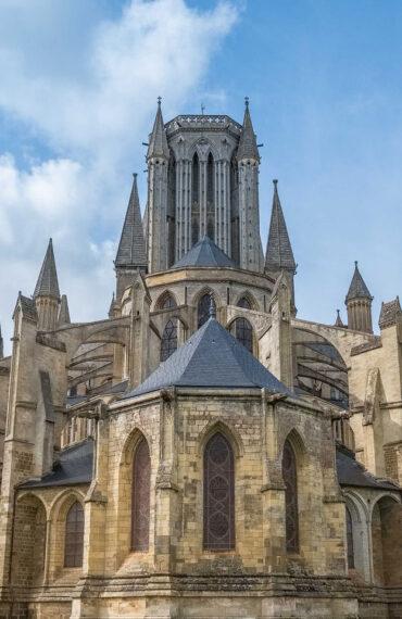 Cathédrale de Coutances - Coutances Tourisme