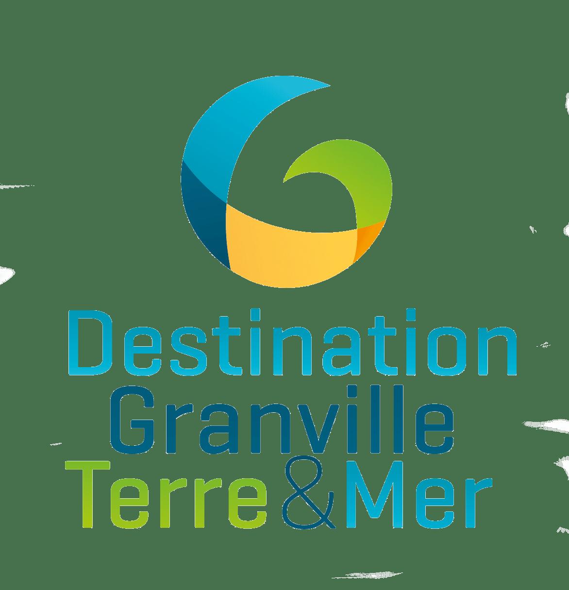 Logo destination Granville Terre et Mer