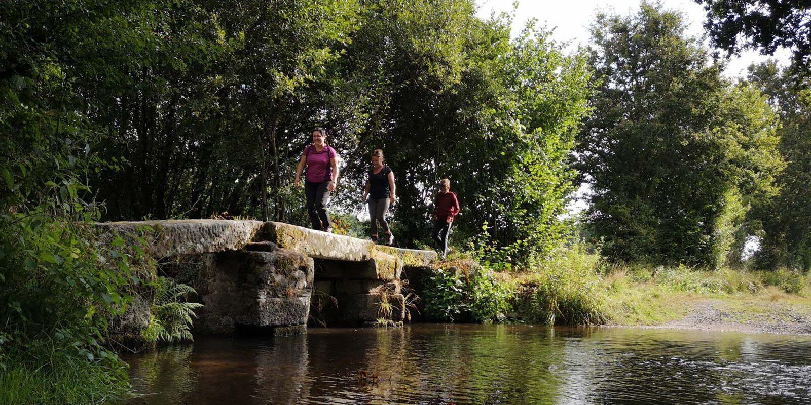 Randonnée à Villedieu-les-Poêles